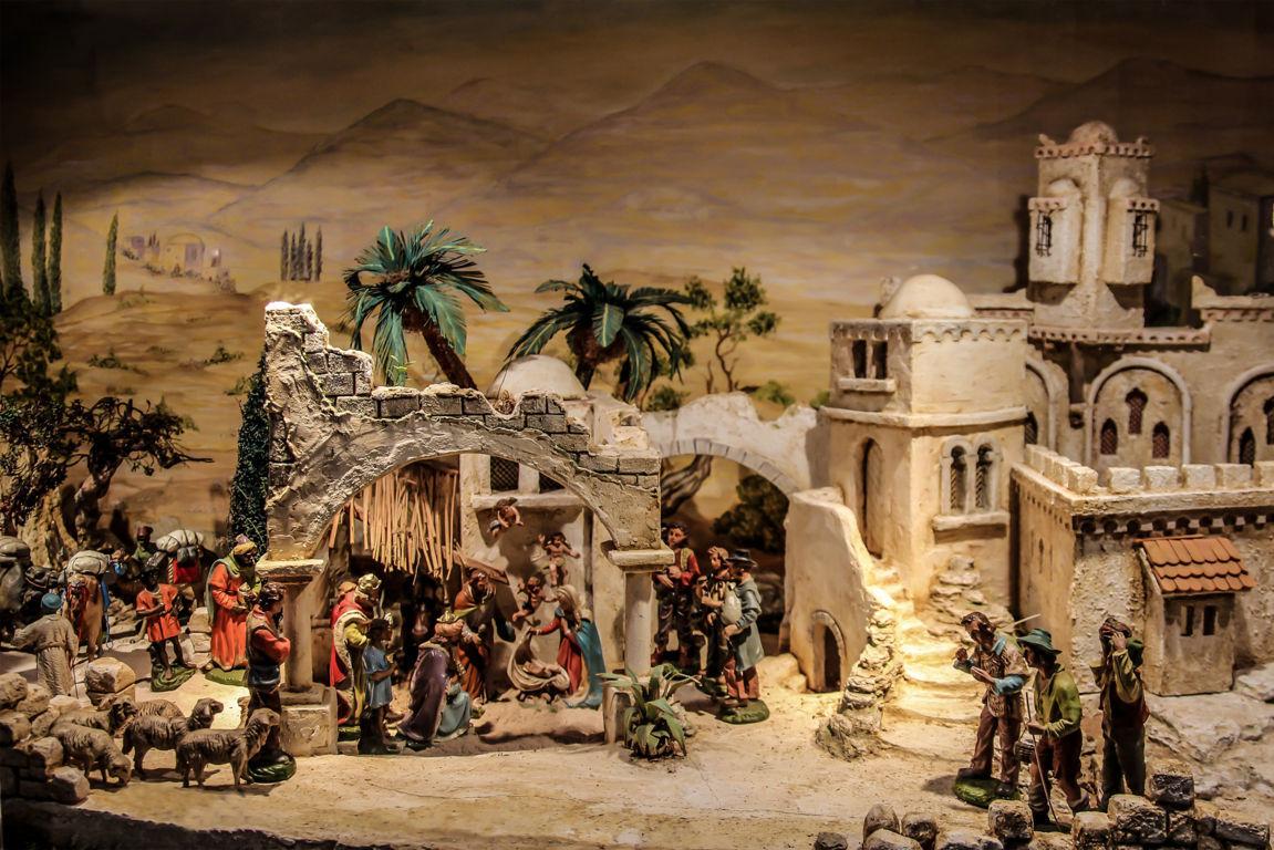 Consejos cat licos para el tiempo de navidad - Portales de belen originales ...