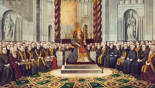 El Magisterio de la Iglesia Católica