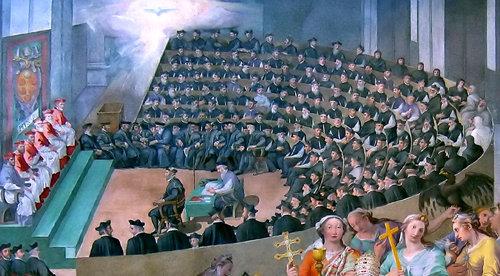Profesión de Fe del Concilio de Trento
