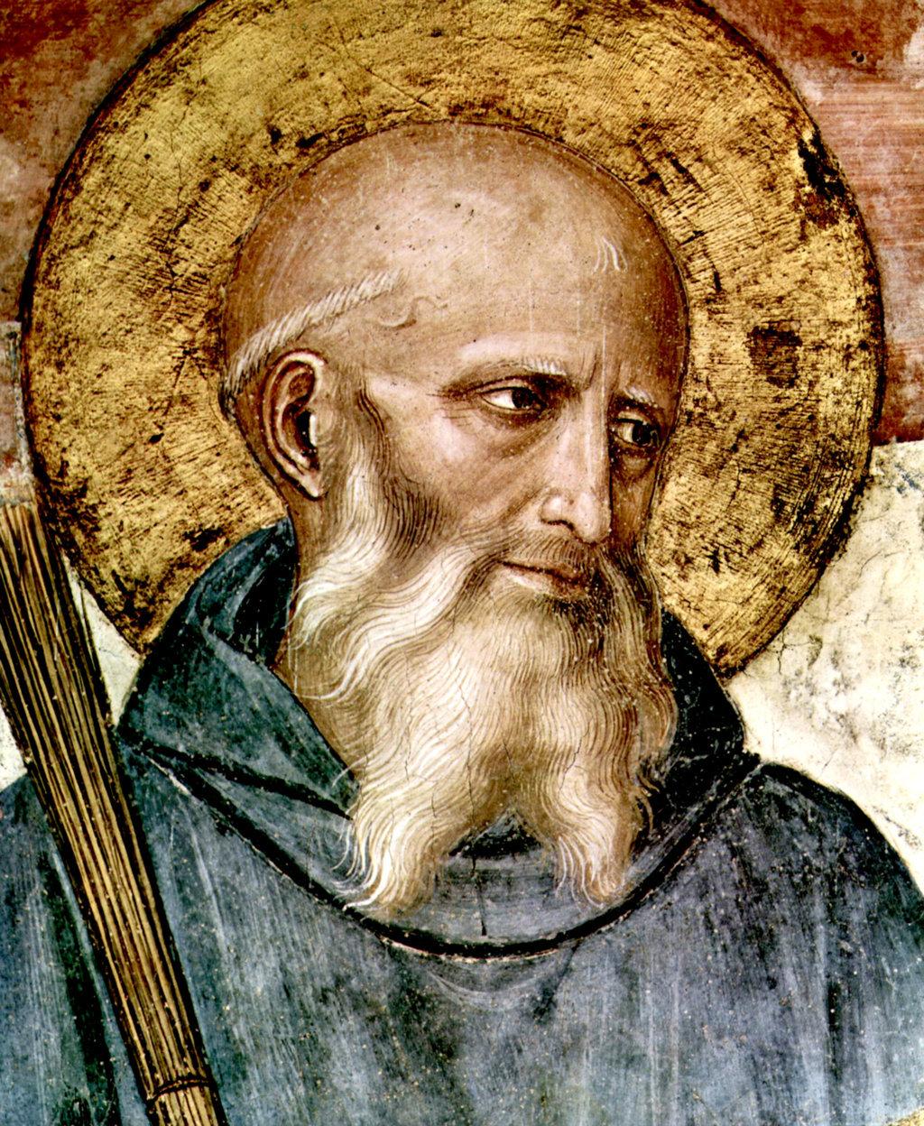 Vida De San Benito Abad Por San Gregorio Magno