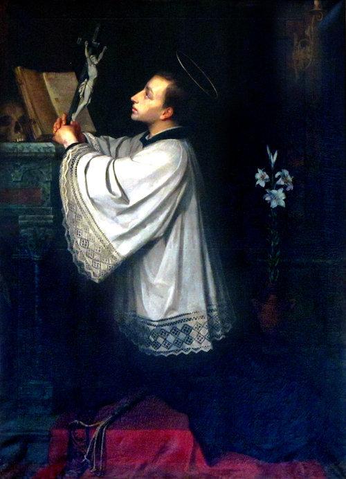 La masturbación es pecado mortal. San Luis Gonzaga, patrono de la juventud cristiana.