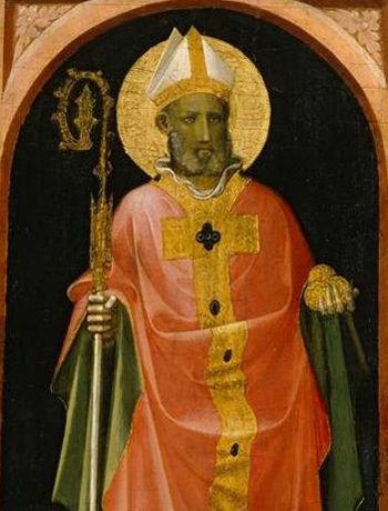 San Nicolás de Bari fue un obispo cristiano