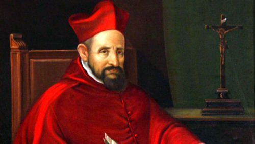 San Roberto Belarmino y su libro De Romano Pontifice