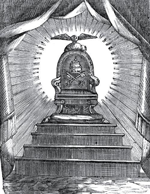 La Cátedra de San Pedro en Antioquía (22 de febrero)