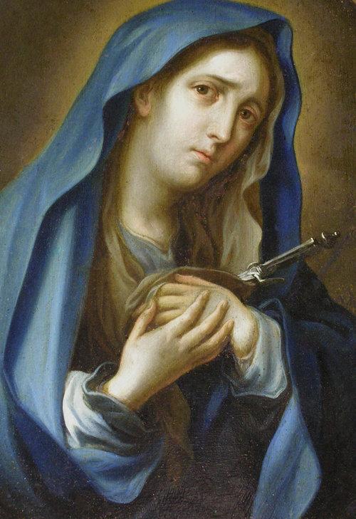 Los católicos no deben llamar a María corredentora