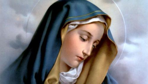 Los Siete Dolores de la Santísima Virgen María