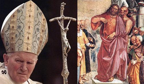 Juan Pablo II el Anticristo