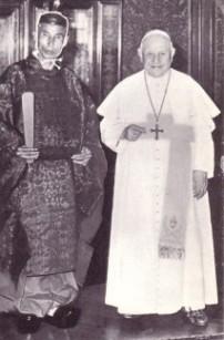 Juan XXIII - antipapa masón