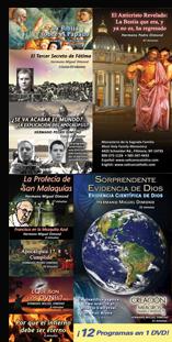 Comprar Película DVD de videos católicos