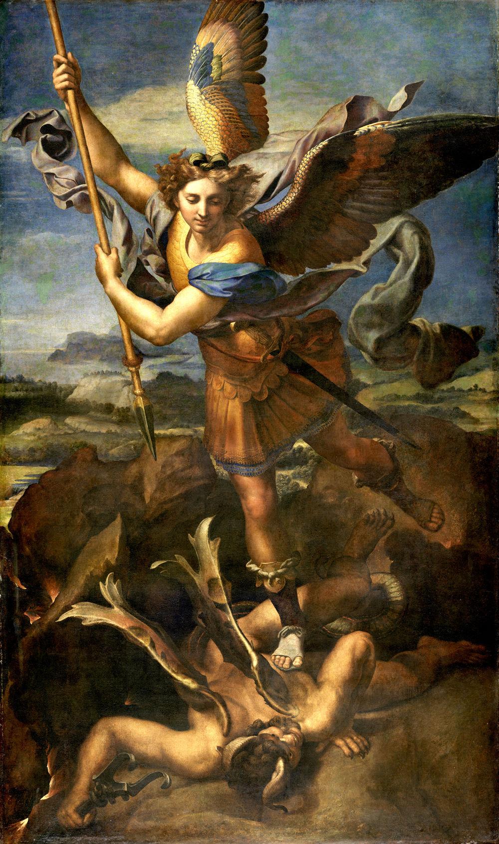 La Fiesta del Arcángel San Miguel (29 de Septiembre)